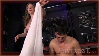 Mistress T - harsh real humiliation