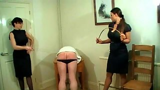MissJessicaWoodVideos - Old fashioned punishment