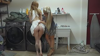 SubbyGirls - I Can't Stop Cumming
