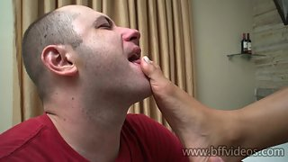 Bffvideo - leticia galli foot domination Part 1