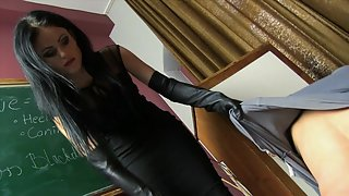 Mistress Blackdiamond - Cane Education