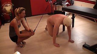 Sklaven von Cherie und Jane