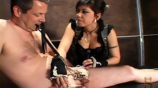 CBT & Ballbusting - Affliction