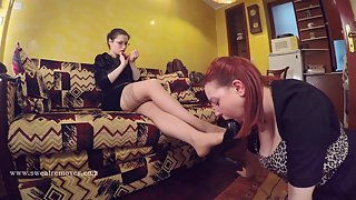 Sweat Remover (Foot Licking,Boot Licking,Feet Worships) 76_01_hd