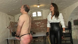 Lady Pascal - Horrible Caning