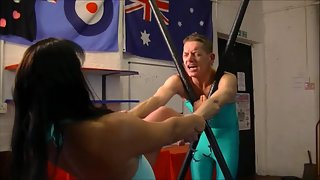 WrestlingGirlsInc - Pippa Lvinn - Cross Face Cruelty