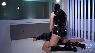 The Kinky Latex Ass Fuck