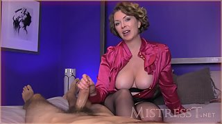 Mistress T - Teacher Controls Chronic Masturbator