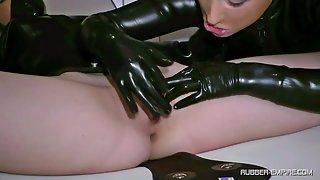 SlaveGirls - 2 Rubber Sluts