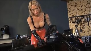 Wrapped, Vacuum, Tease and Denial P2 & 3