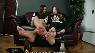 Sweat Remover (Foot Licking,Boot Licking,Feet Worships) 48_02