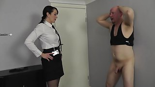 MissJessicaWoodVideos - Prison perving